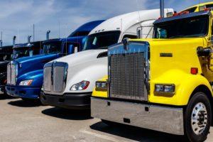 semi-tractor trailer trucks